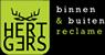 Hertgers reclame logo